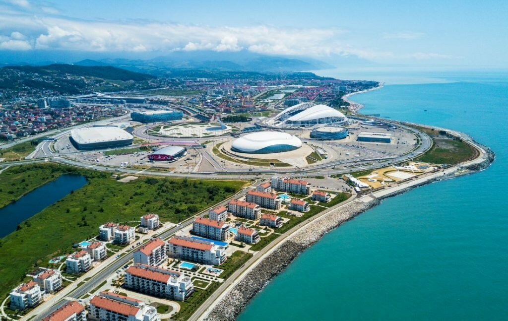 Картинки олимпийского парка в адлере
