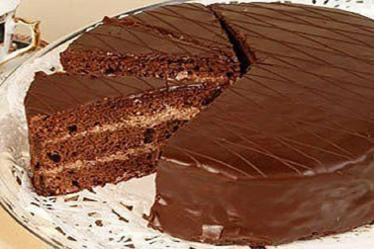 Рецепт торта прага в мультиварке с фото