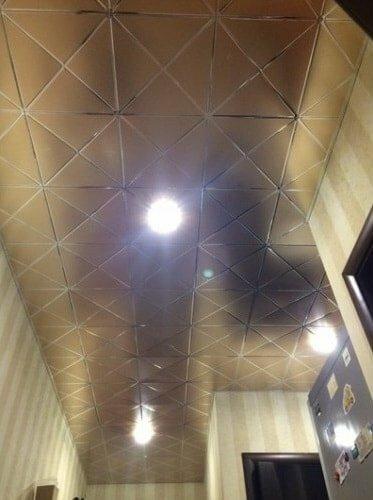 Кассетный потолок №31