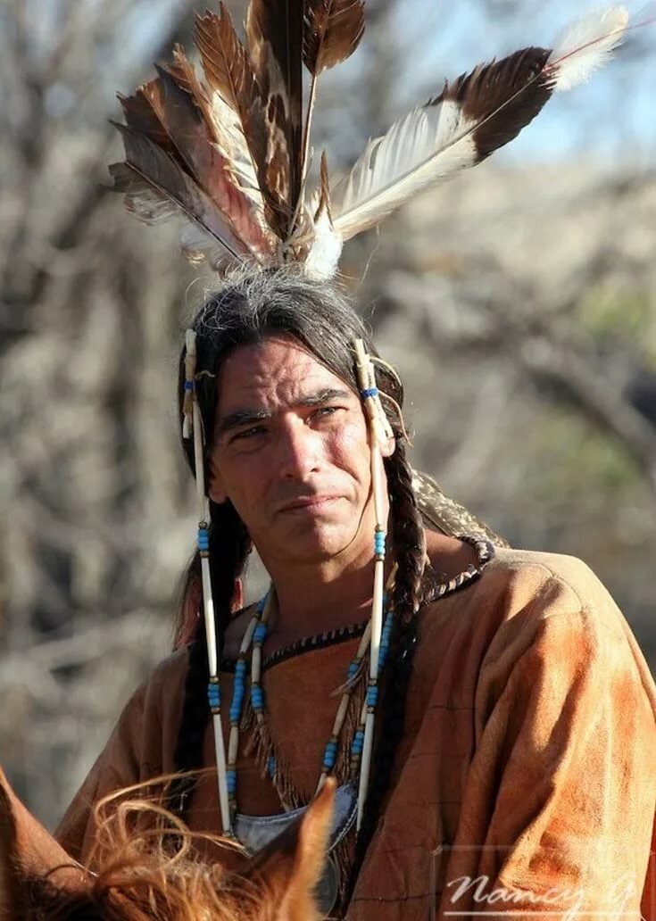 Dick marsh native american