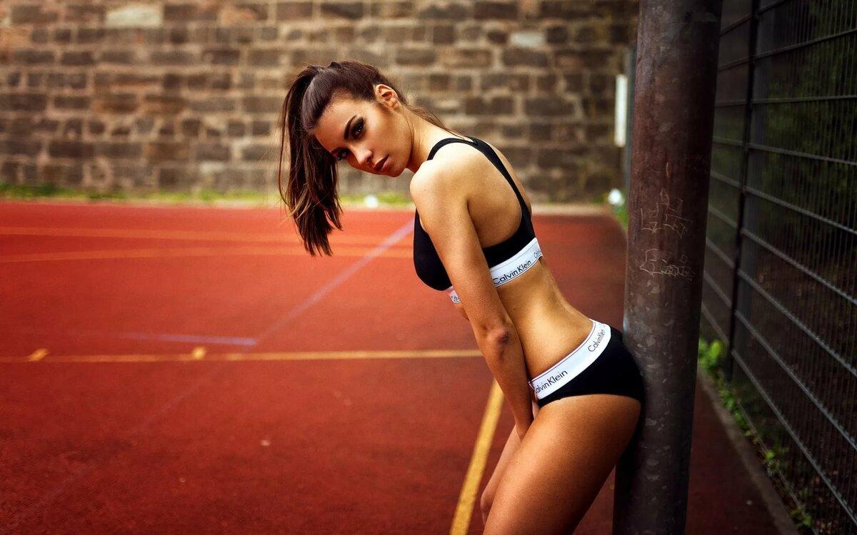 Спортивные девушки картинки красивые