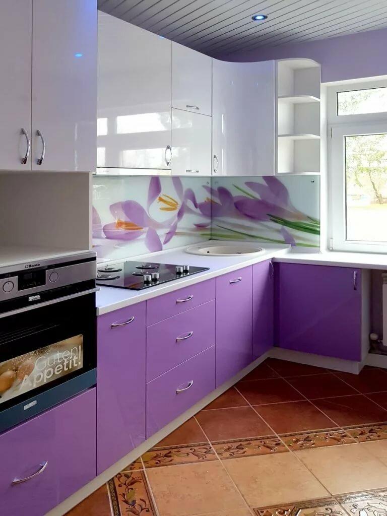 картинки в фиолетовых тонах для кухни находимся рядом, поэтому