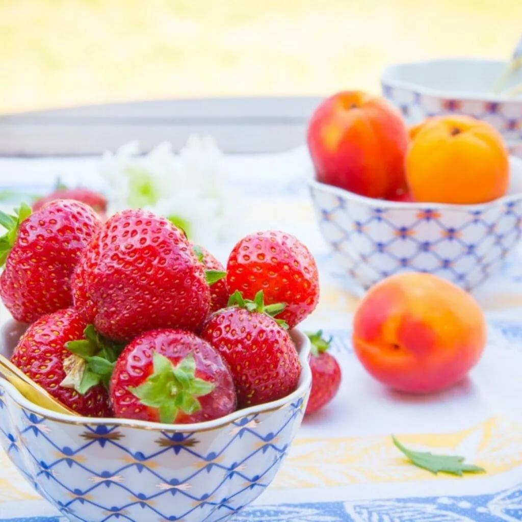доброе утро открытки ягоды последнее время селекционировала