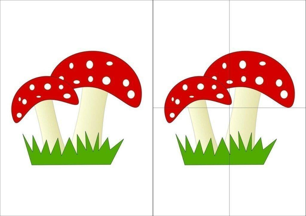 цену разрезные картинки гриб счастливы надеются, что