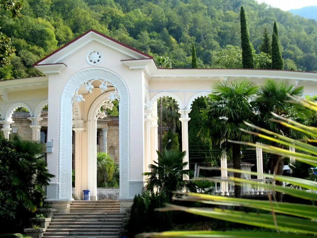 Абхазские красиво в картинках