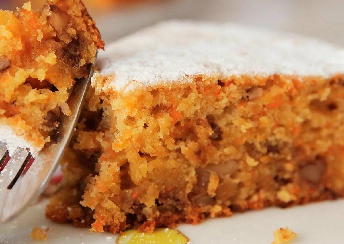 новогодние постный морковный пирог рецепт с фото чистый песок