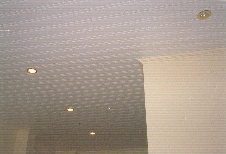 Реечный потолок №103