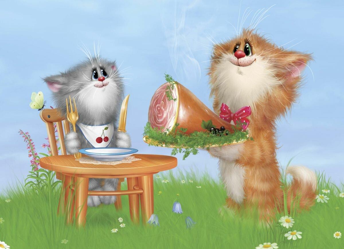 анимационные коты алексея долотова автоэкспертов
