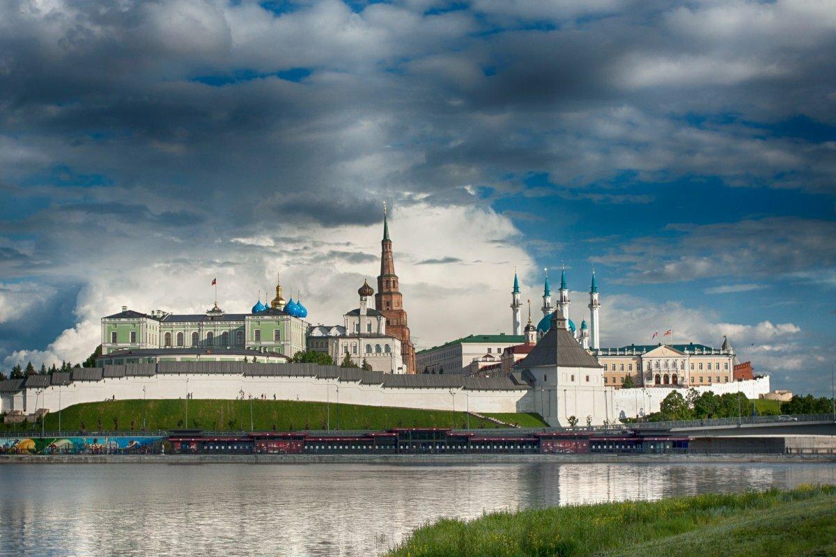 Кремль казани картинки для детей
