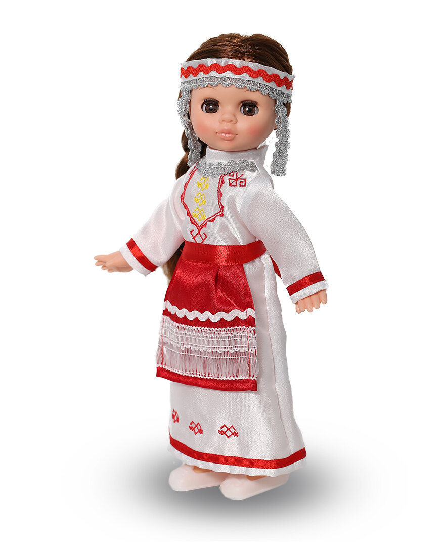 Чувашские куклы фото