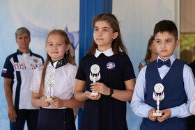 Торжественное награждение лучших выпускников начальной школы 2020