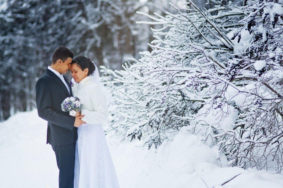 это время где провести свадебная фотосессия зимой улице