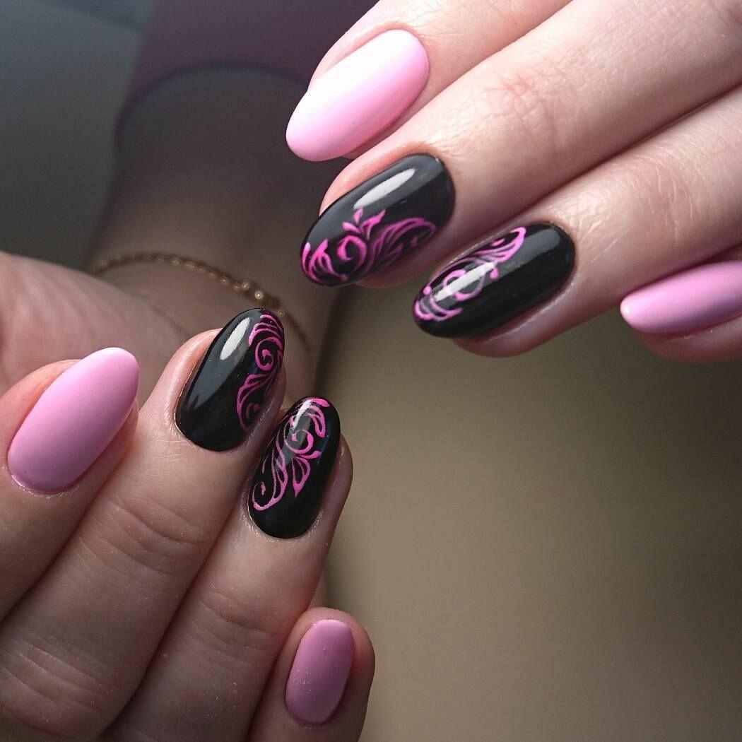 Фото рисунки на ногтях в картинках
