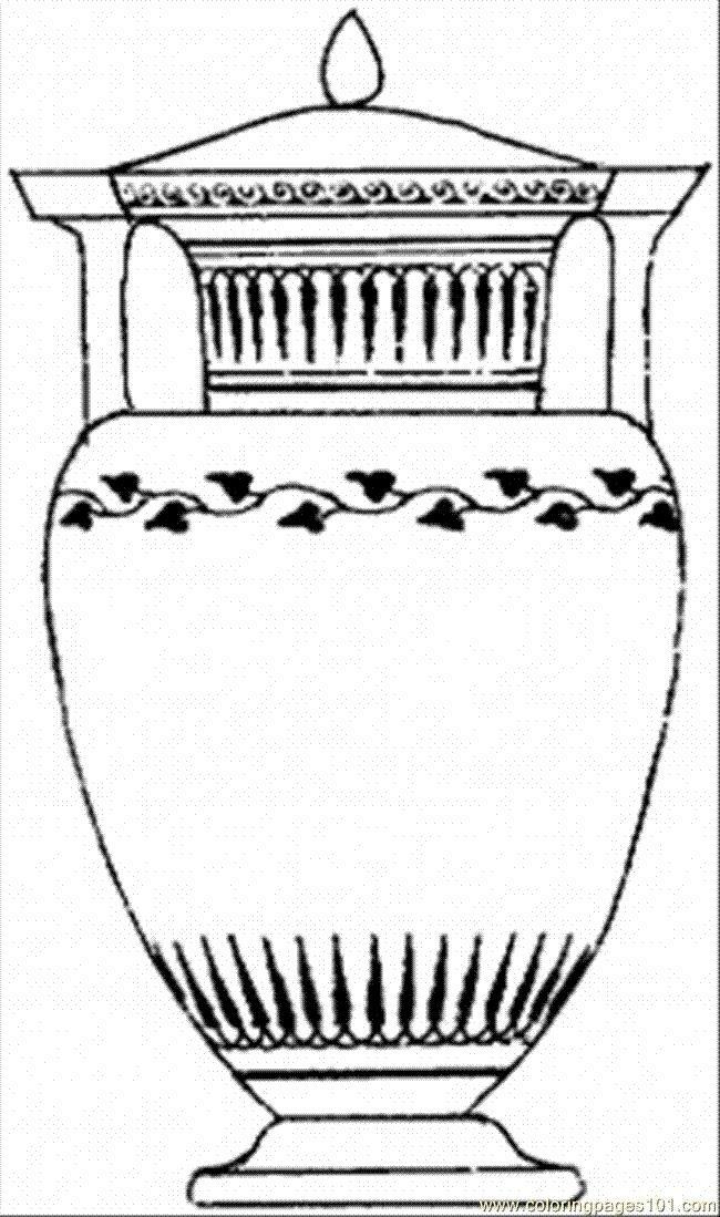 изысканный декор сосудов древней греции рисунки выполняю