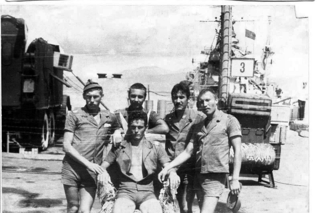 фото советской военной базы в камрани кончине потомственной дворянки