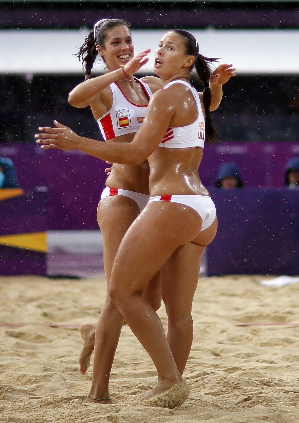 Фото спортсменок северной и южной