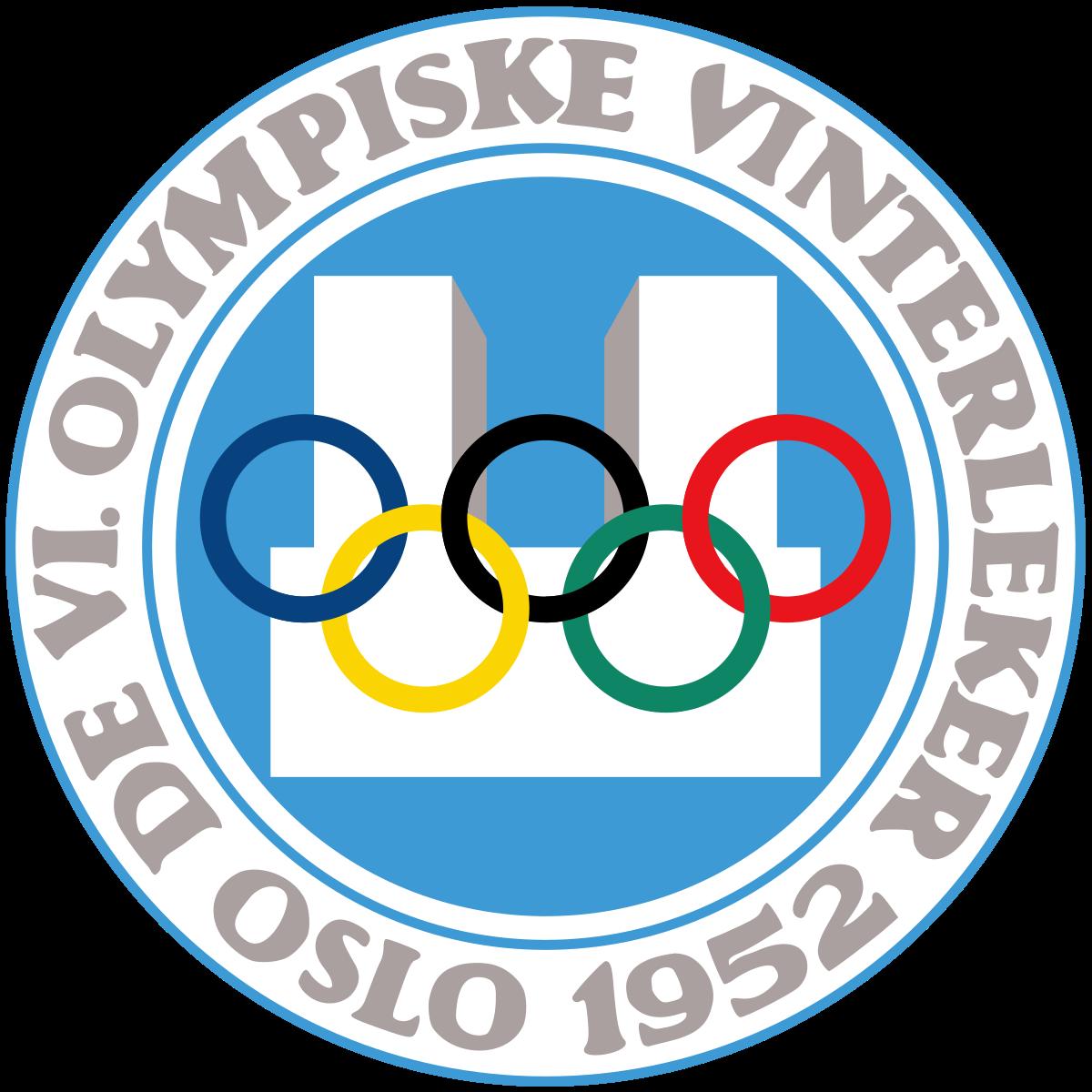14 февраля 1952 года открылись VI зимние Олимпийские игры в Осло (Норвегия)