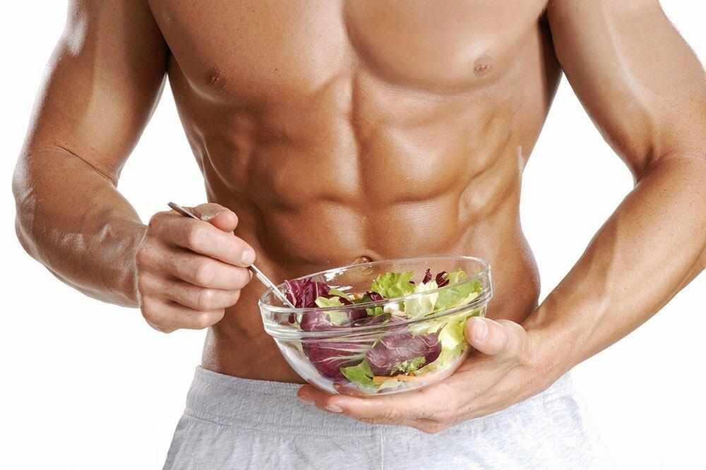 Правила похудения в бодибилдинге