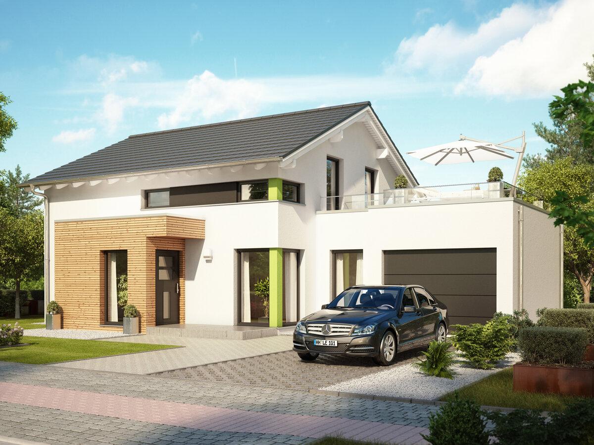 Картинки красивых домов с гаражом изменения можете