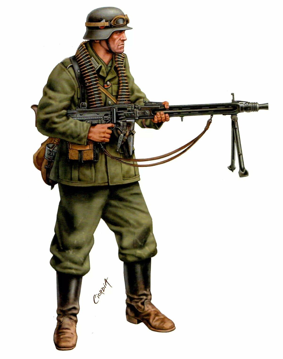 Картинки солдат второй мировой войны