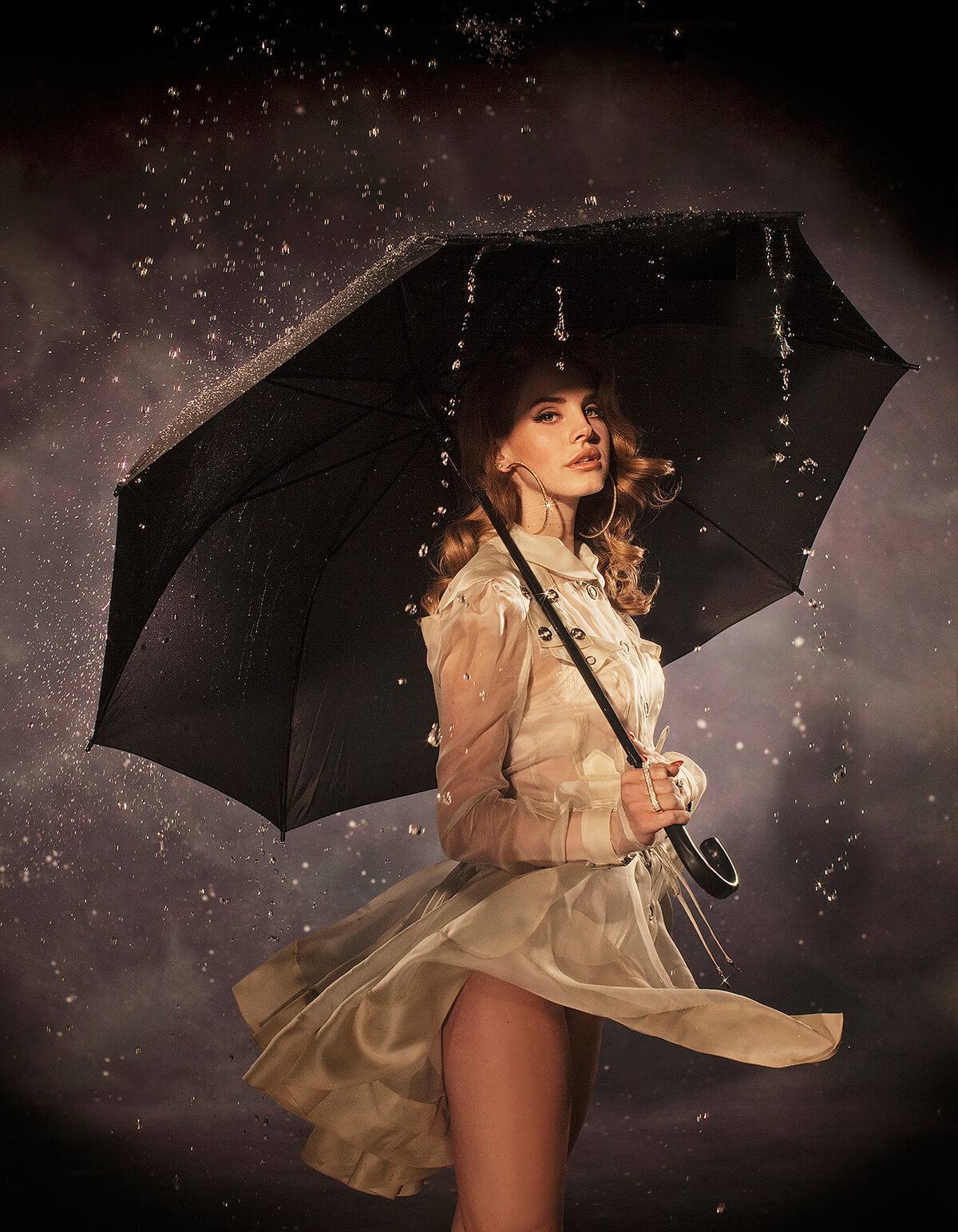 Картинки леди дождя