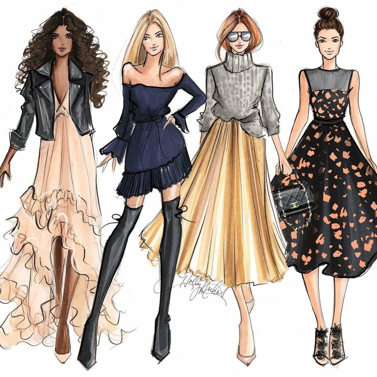 картинки на тему одежда и модами можно любой