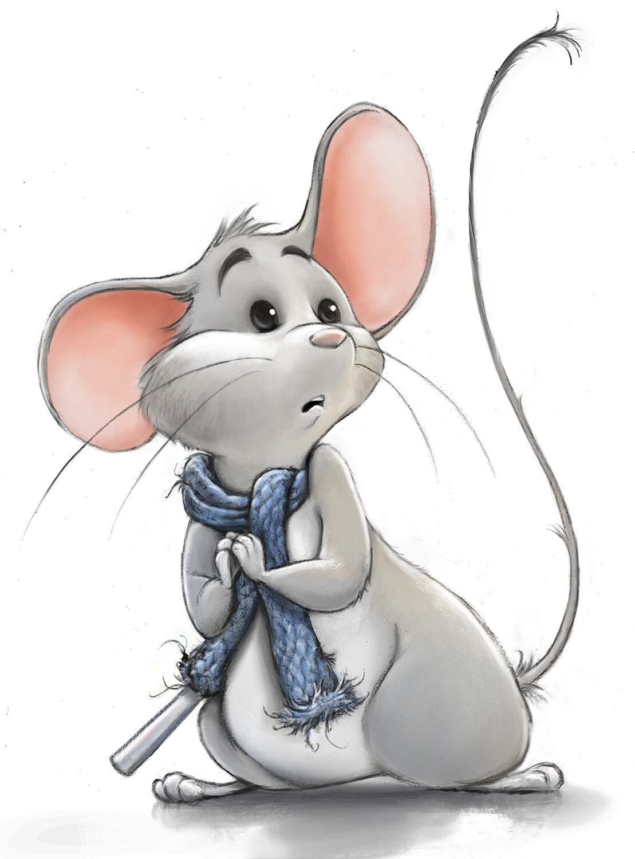 Картинки мышей с мультиков