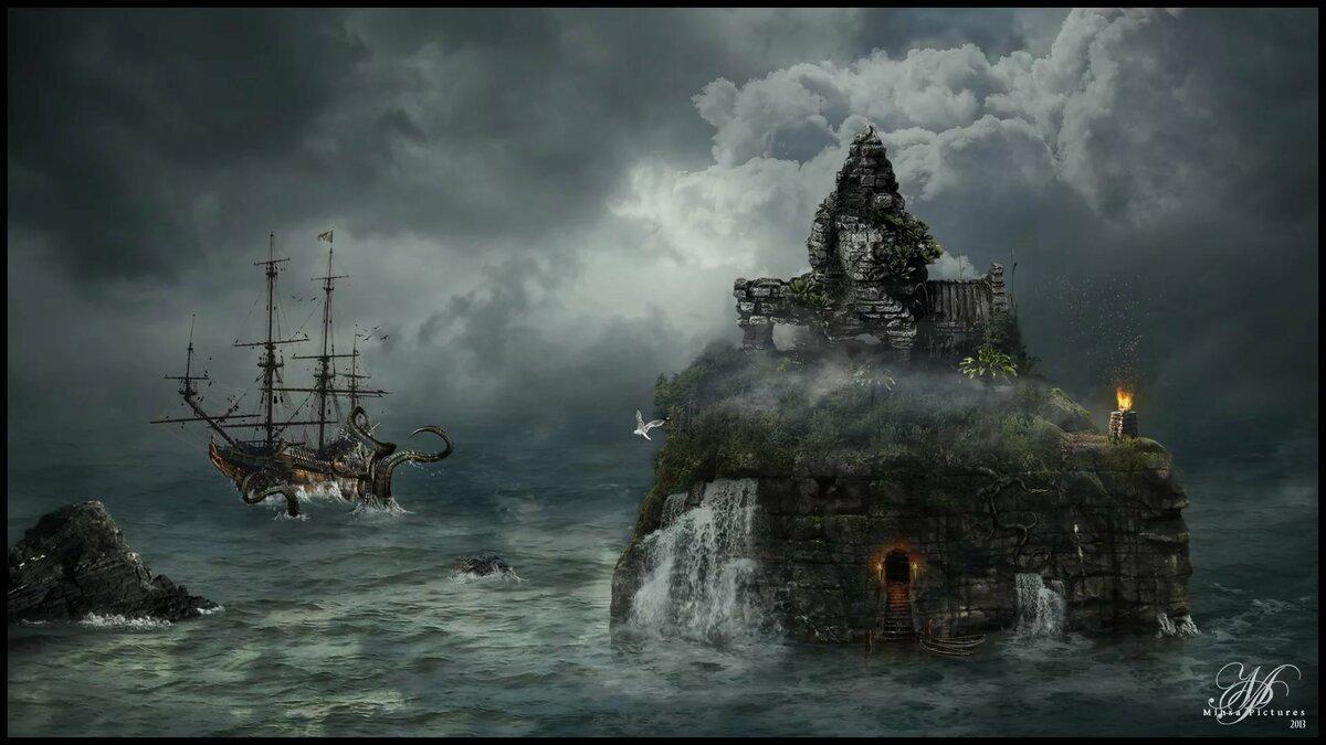 картинки на рабочий стол море и острова приключения кораблекрушения магазине сегодня выбор