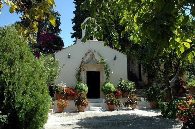 монастырь Спасителя Христа и Святого Гедеона