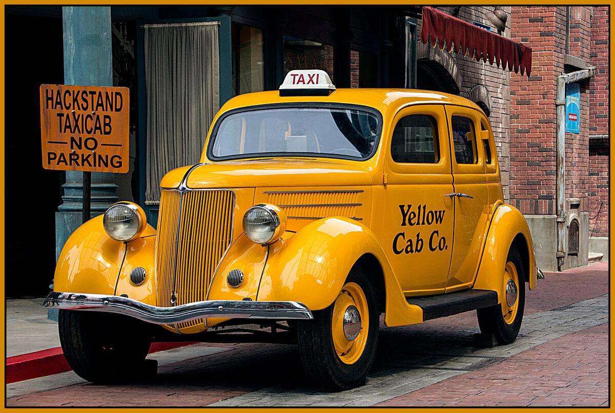 самое, как картинка такси на английскому мне