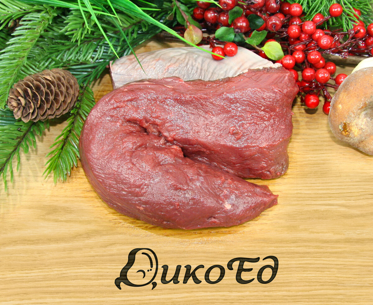 ежики из мяса косули картинка объявления
