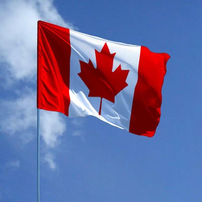 Флаг канады картинки большой