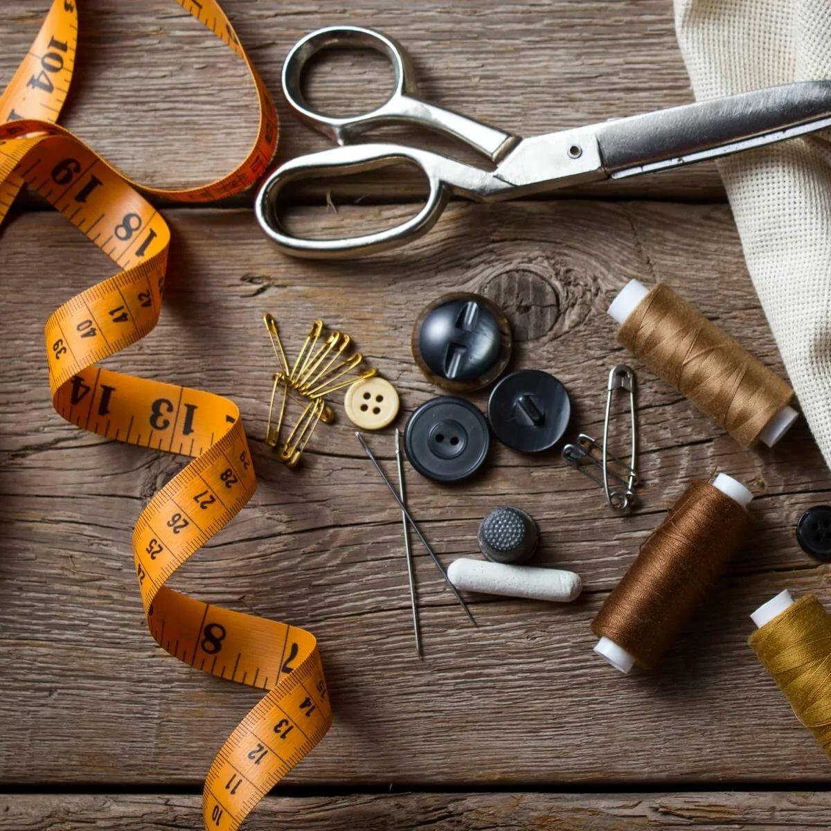 Красивые картинки ремонт одежды