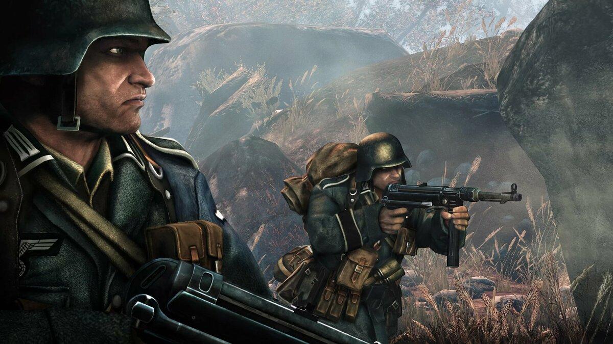 Картинки немцы из игры