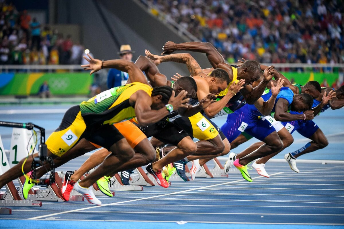 Легкая атлетика картинки