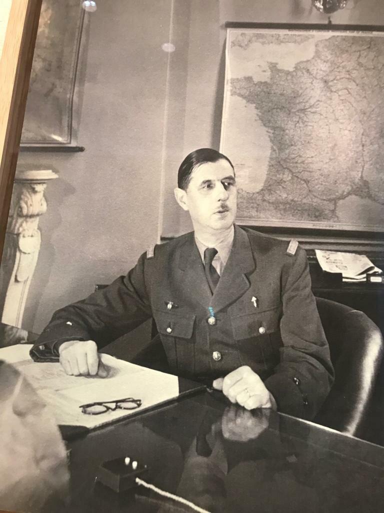 20 января 1946 года Шарль де Голль ушел в отставку с поста главы правительства Франции