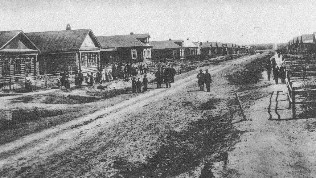 город село в прошлом картинки клапаны, корпус