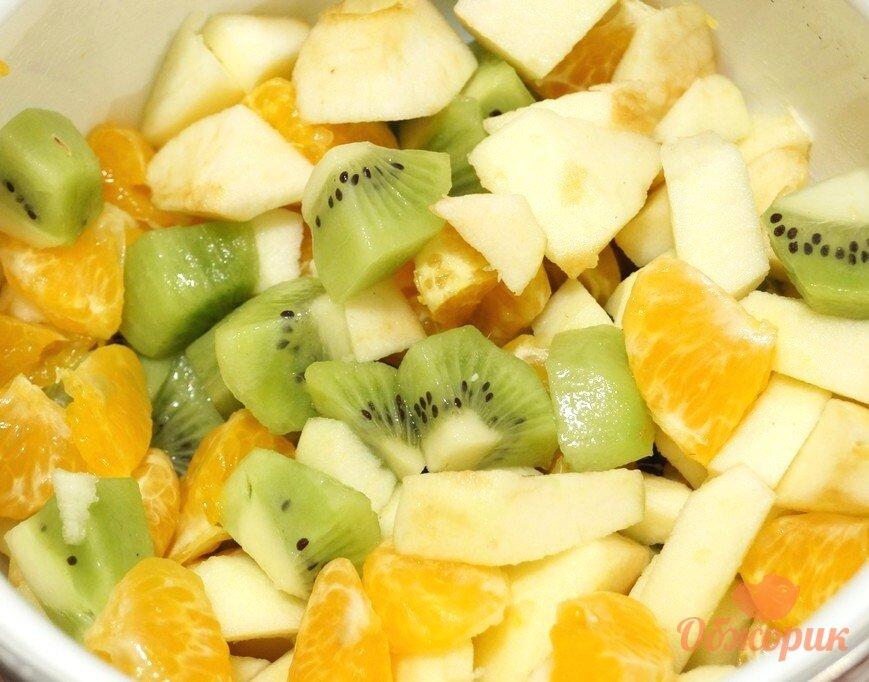 искренними фруктовый салат пошаговый рецепт с фото кремов эколлаген орифлэйм