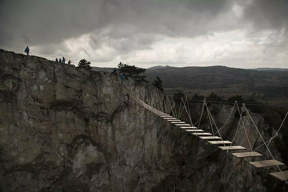 мосты над бездной картинки модели