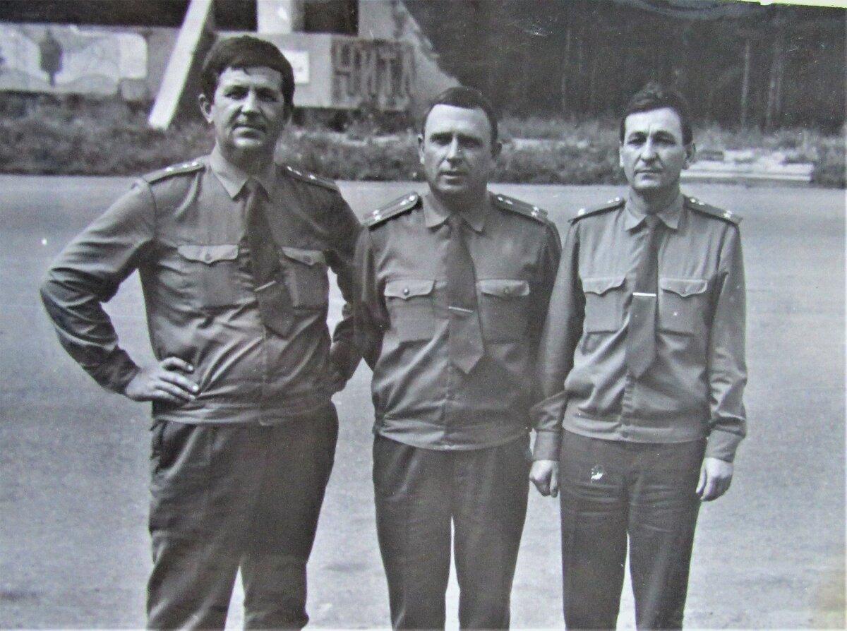 фото забайкальский военный округ башни среди