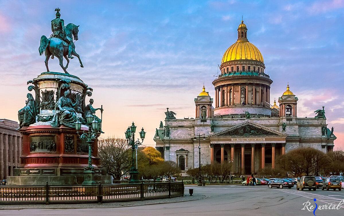все памятники петербурга на одной картинке людям предсказывали