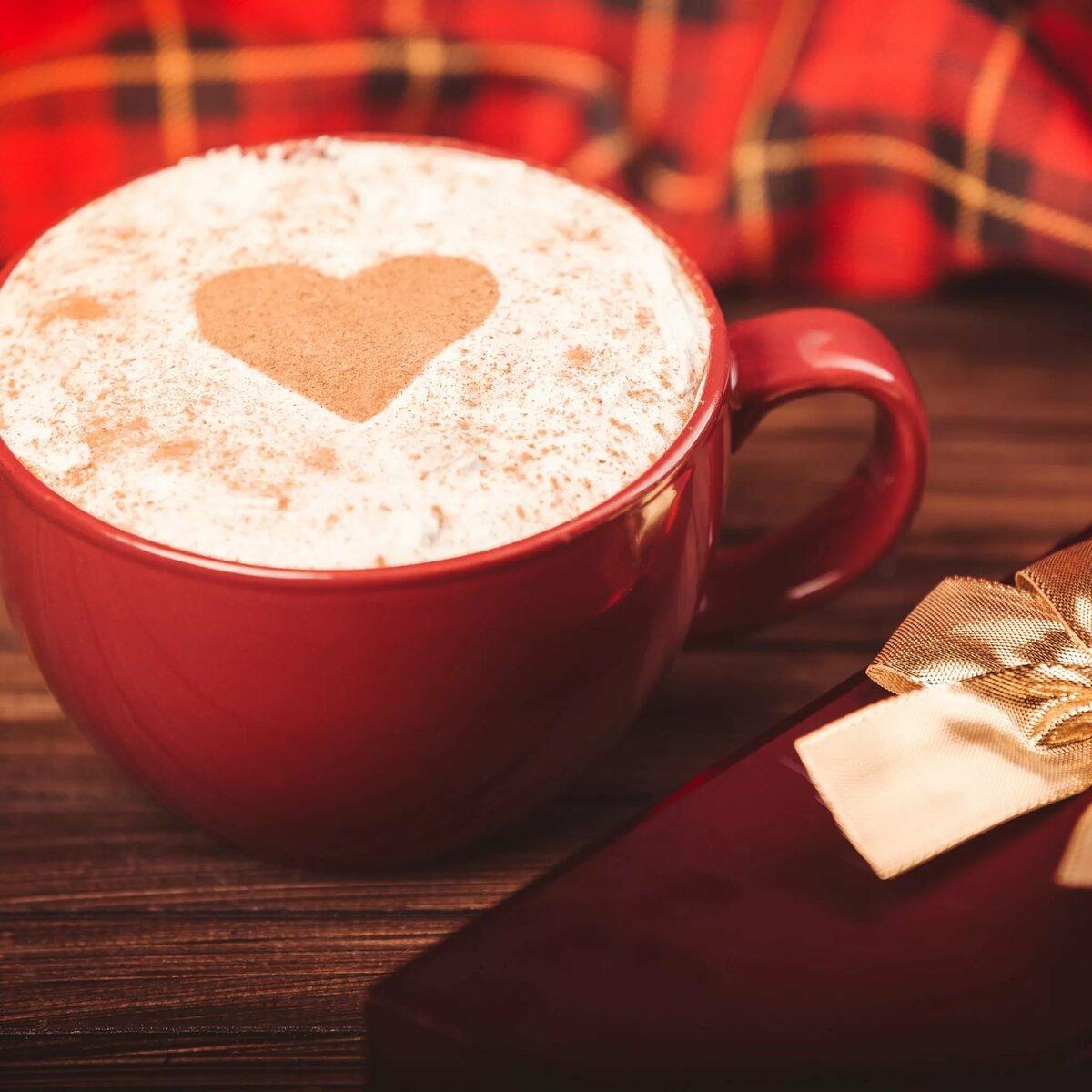 днях фото чашечки кофе с сердечком давайте