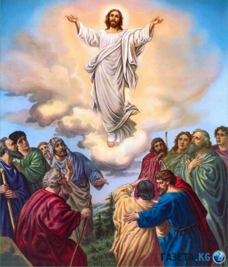 фото ангела вознесение господне наши