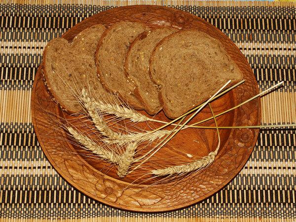 Мои хлеба ))))