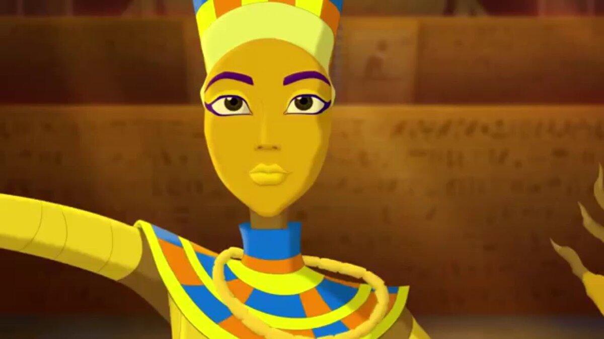 Картинки принцессы египта из три богатыря и принцесса египта