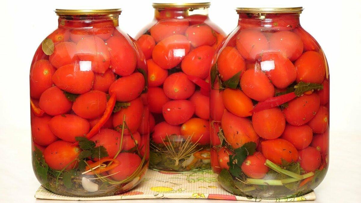 Банка с помидорами картинки