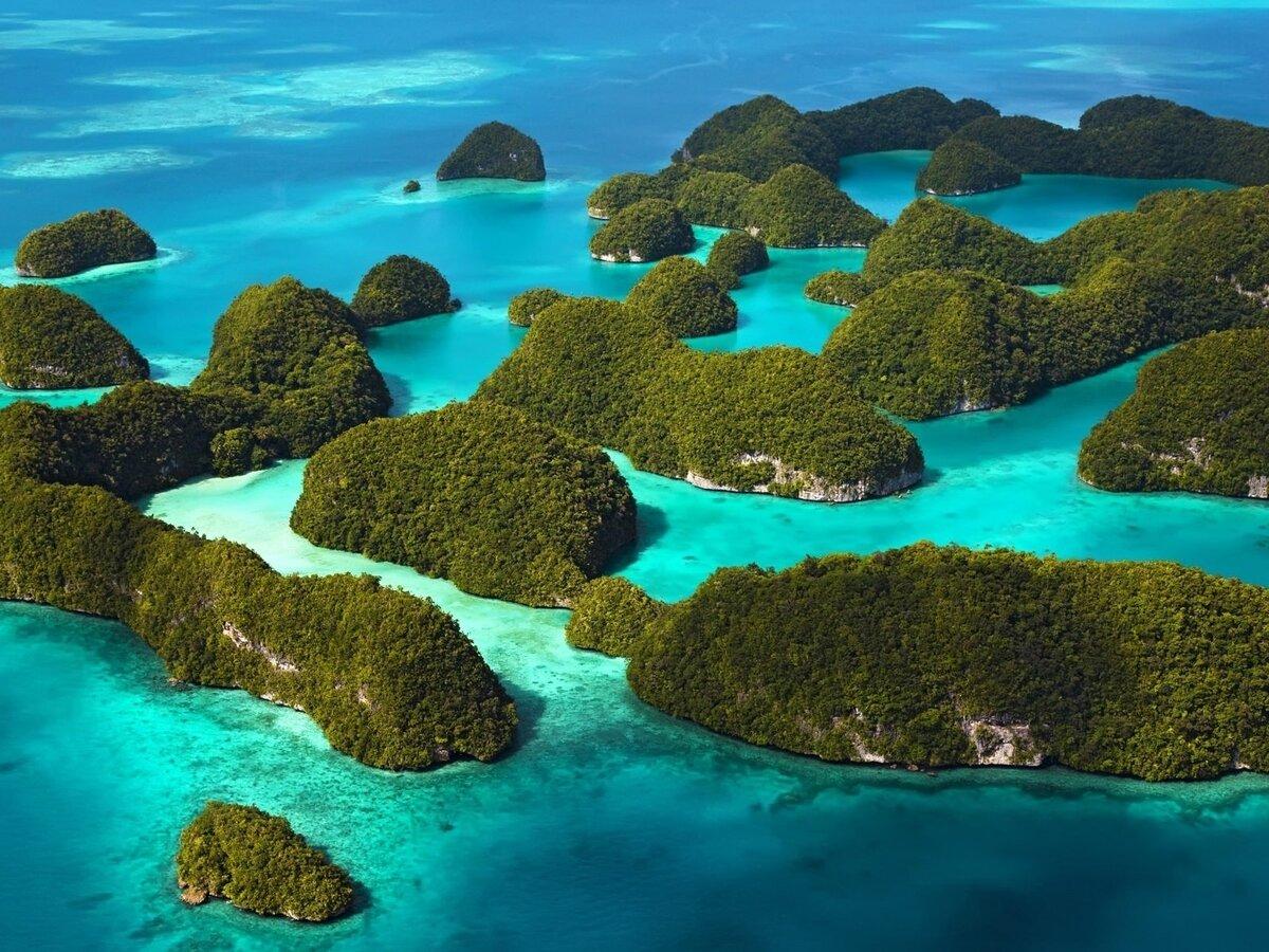Картинки остров красок