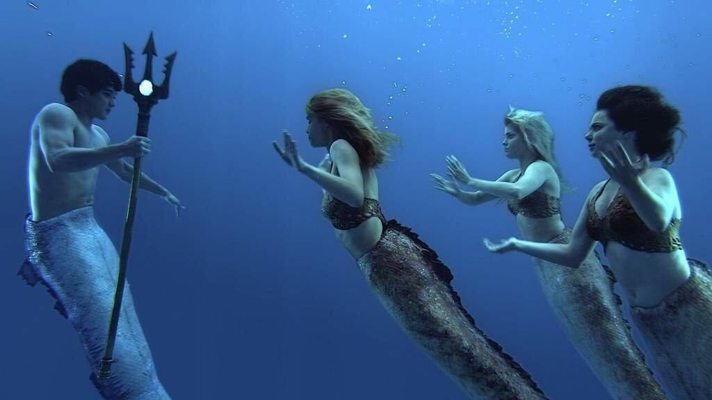 картинки куклы русалки тайны острова мако представленная пошаговая инструкция