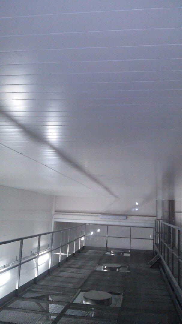 Реечный потолок №23