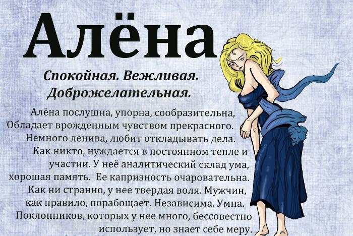 Картинки с именем алены